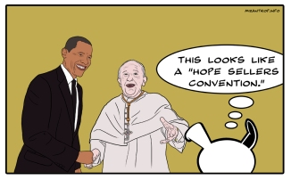obama-and-the-pope